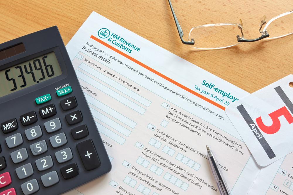 HMRC Self-Employed Tax Returns